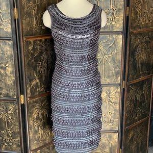 Frank Lyman beaded dress